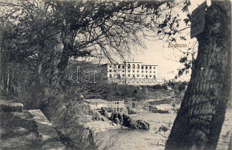 Lovran, Lovrana; hotel