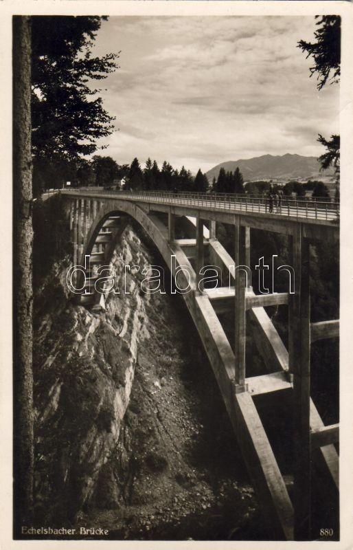 Echelsbacher Brücke / bridge (gluemark)