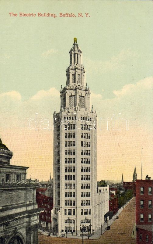 Buffalo, The Electric Building