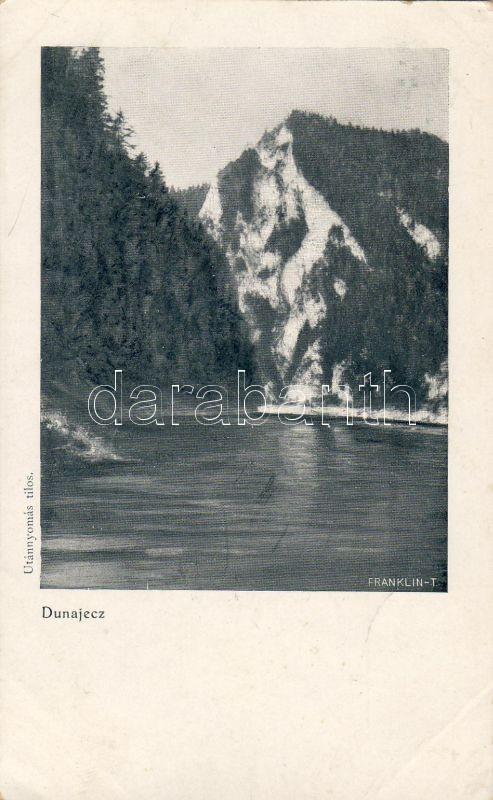 Dunajec, Dunajec