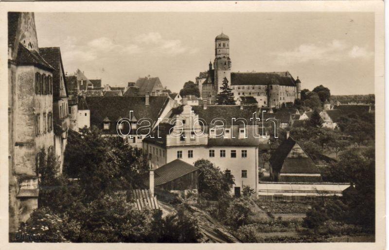 Dillingen, castle
