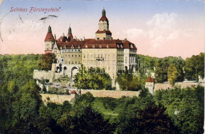 Walbrzych, Ksiaz castle (Schloss Fürstenstein)