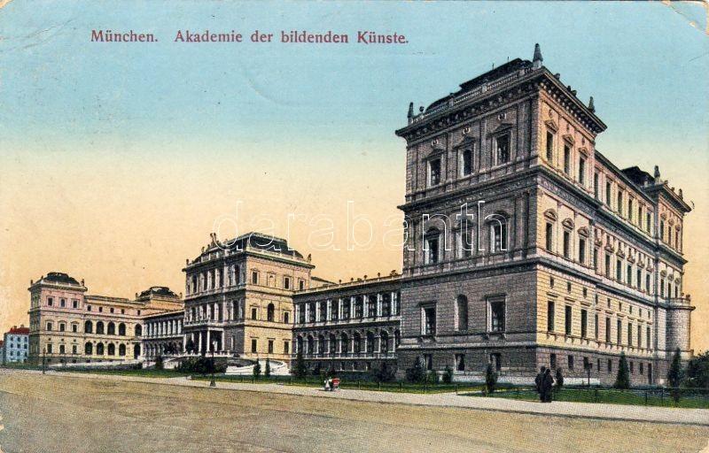 München, Akademie der bildenden Künste / Academy of Fine Arts
