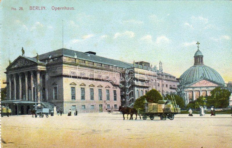 Berlin, Opernhaus / Opera house