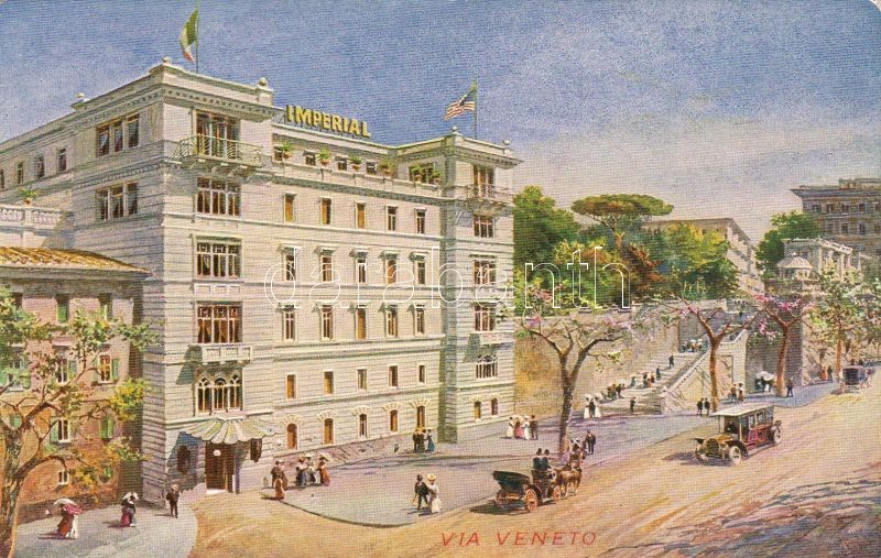 Roma Hotel Imperial