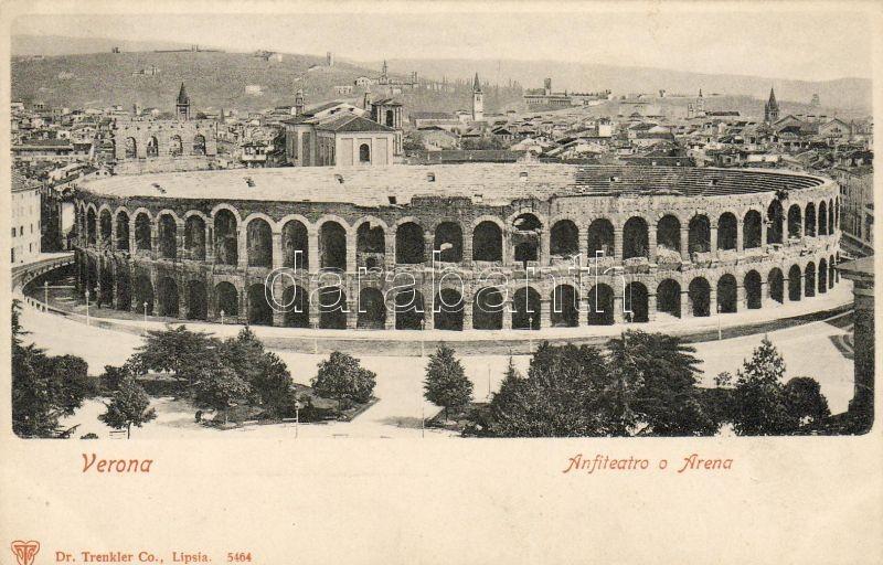 Verona, Arena, Amphitheater