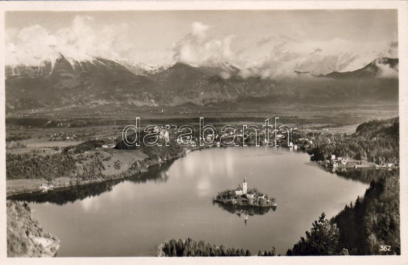 Bled, Karavanke
