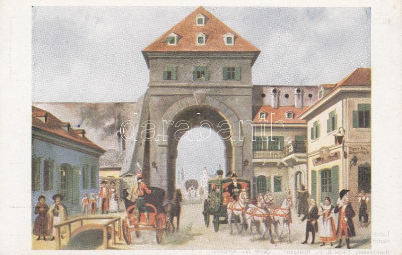 Budapest V. Hatvani kapu Budapest V. Hatvani gate