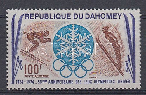 50 years of the Winter Olympics 50 Jahre Olympische Winterspiele 50 éves a téli olimpia
