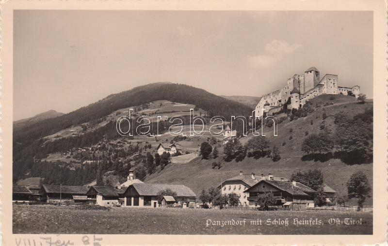 Panzendorf, Heinfels kastély Panzendorf, Schloss Heinfels