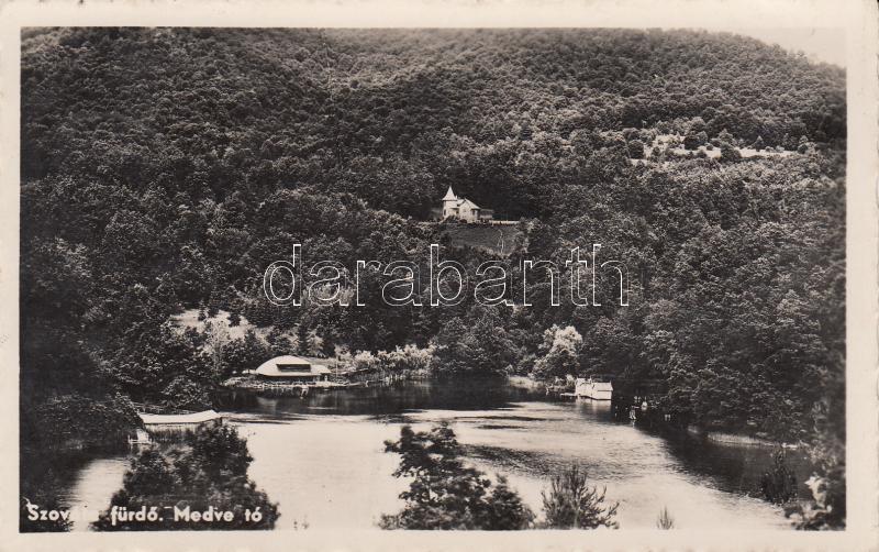 Szovátafürdő, Medve-tó Szovátafürdő, Medve-tó / lake