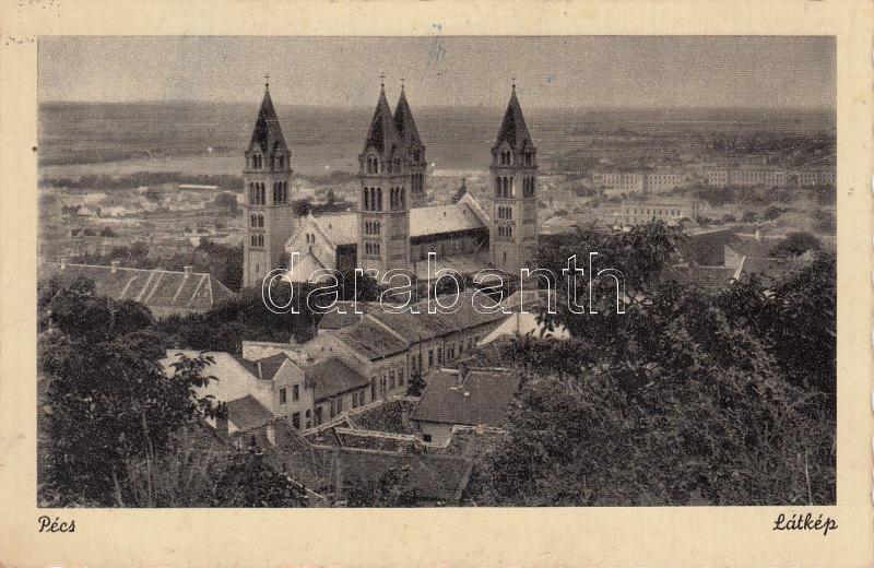 Pécs Székesegyház Pécs Cathedral
