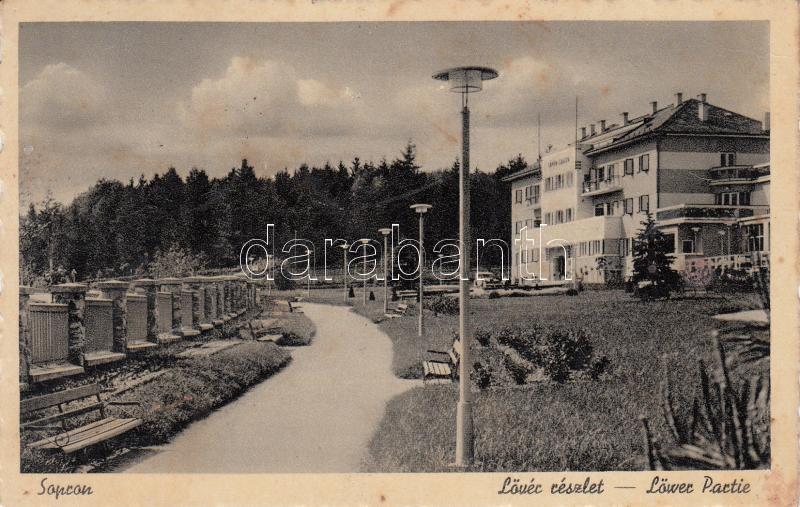 Sopron Hotel Lövér Sopron Lövér Szálló