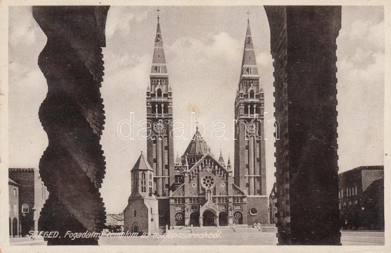 Szeged Votive Church Szeged Fogadalmi templom