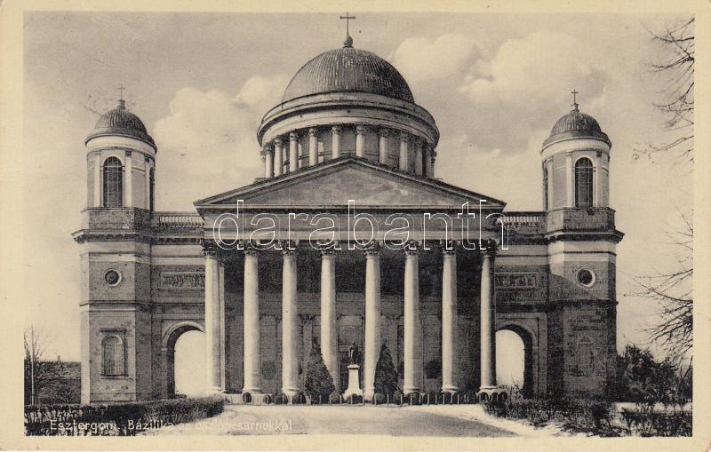 Esztergom Bazilika Esztergom Basilica