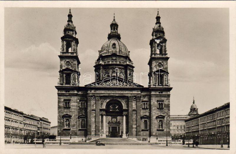 Budapest V. Szent István bazilika