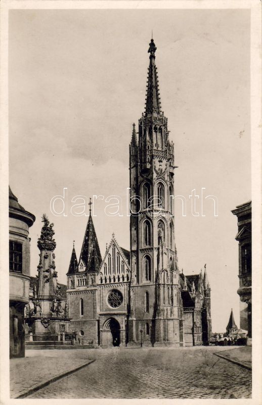 Budapest I. Koronázó templom