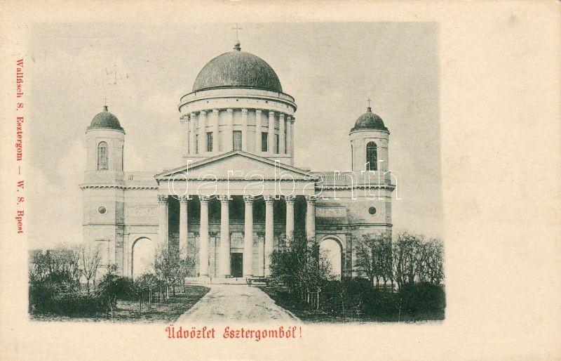 Esztergom, Bazilika, Wallfish kiadása