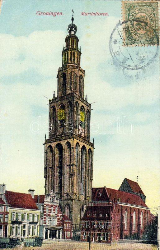 Groningen, Martinitoren / tower