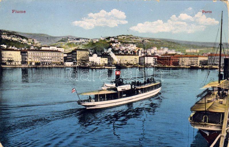 Fiume, steamship