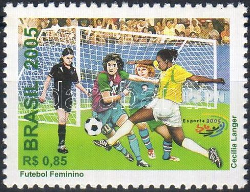 Women's soccer, Női labdarúgás, Frauenfußball