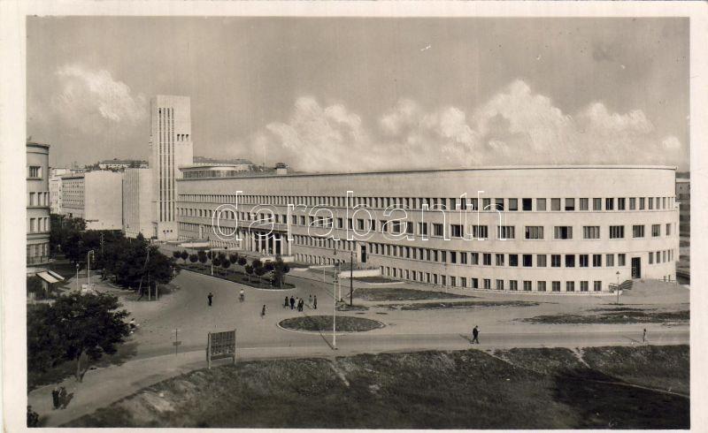 Novi Sad, Administration Palace, Újvidék, Közigazgatási palota