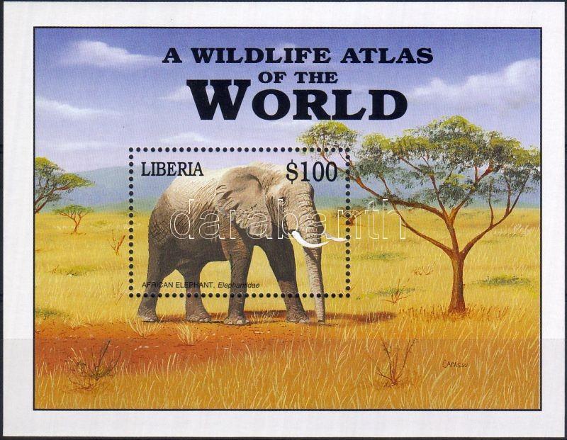 Elefant Block, Elefánt blokk, Elephant block