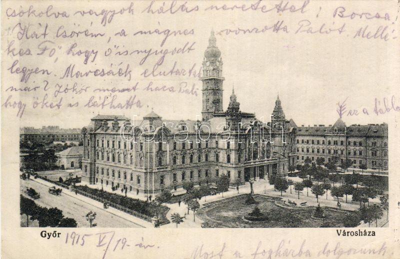 Győr, Városháza