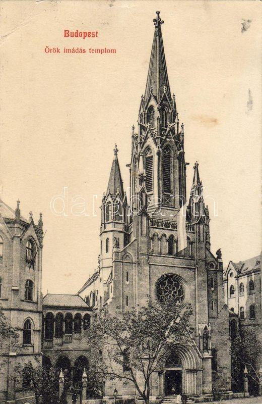 Budapest IX. Örökimádás templom