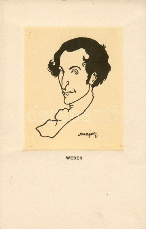 Carl Maria von Weber s: Major