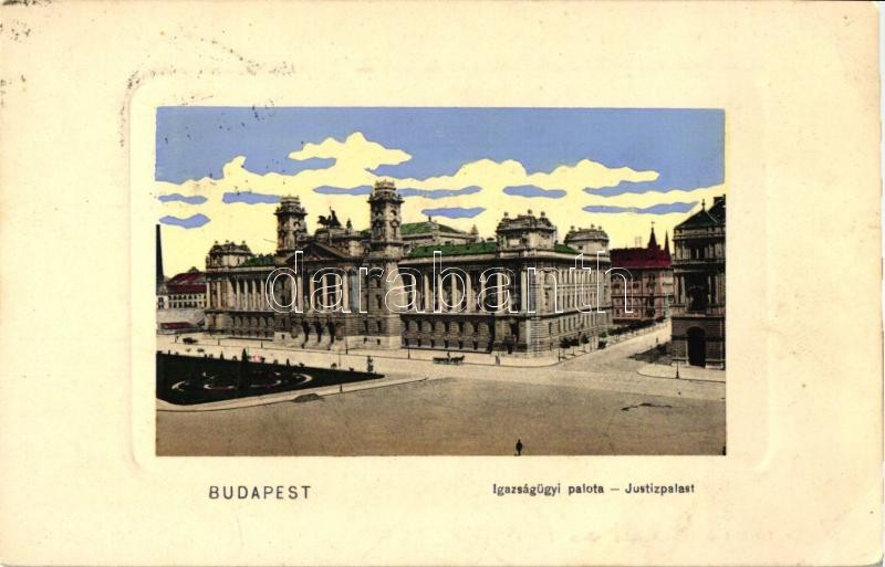 Budapest V. Igazságügyi Palota