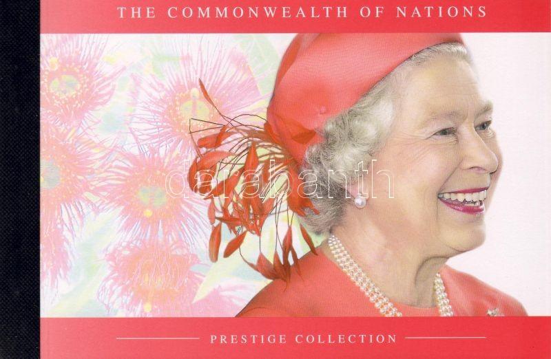 79th birthday of Elisabeth II stamp booklet, II Erzsébet 79 éves bélyegfüzet, 79. Geburtstag von Königin Elisabeth II. Markenheftchen