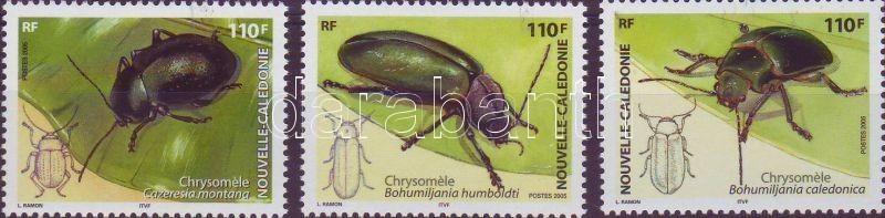 Insects margin set, Rovarok ívszéli sor, Käfer Satz mit Rand