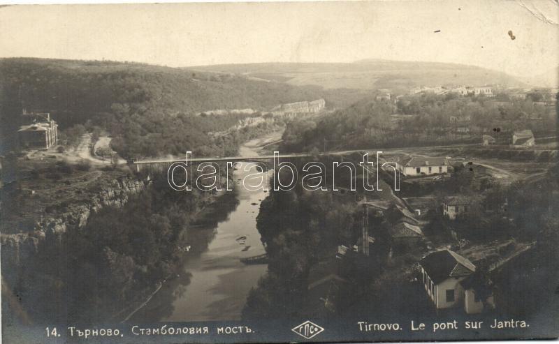 Veliko Tarnovo, Tirnovo; Jantry bridge