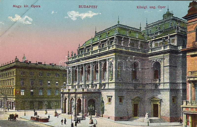 Budapest VI. Operaház