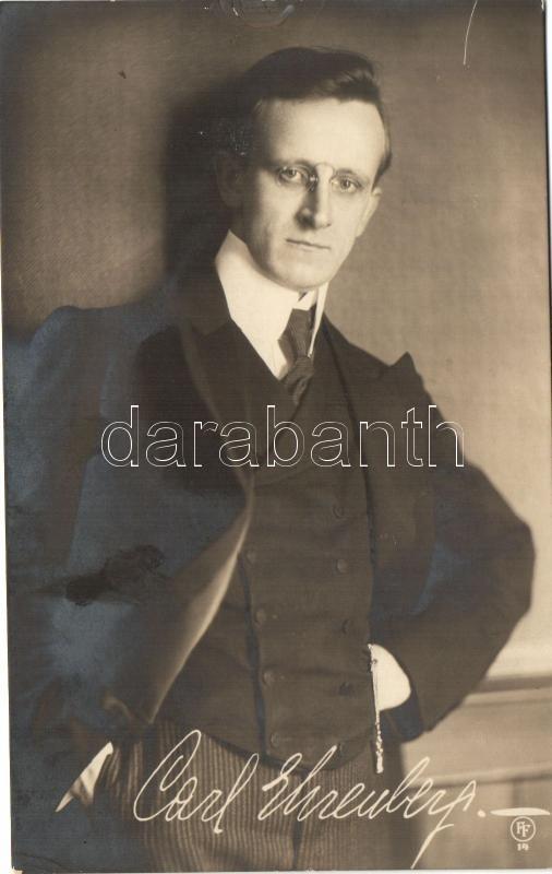 Carl Ehrenberg