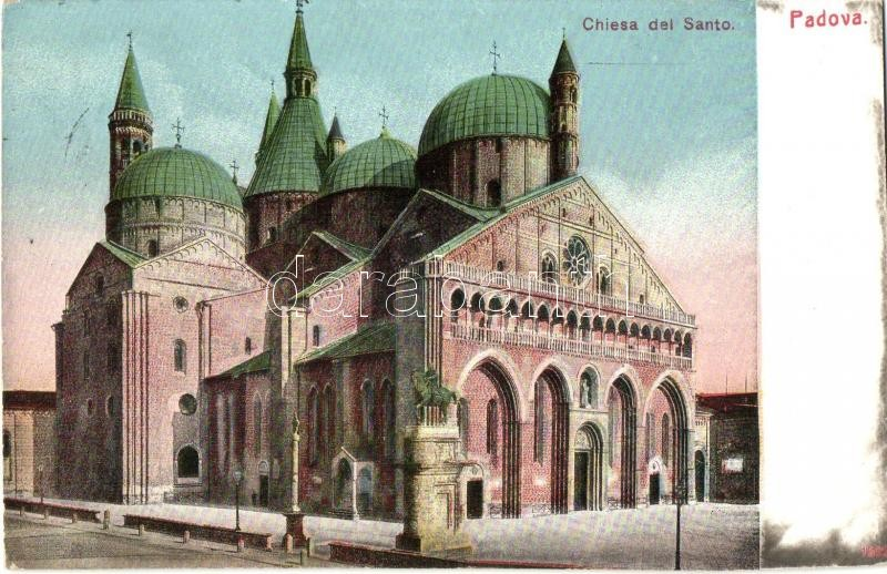 Padova, Chiesa del Santo / church