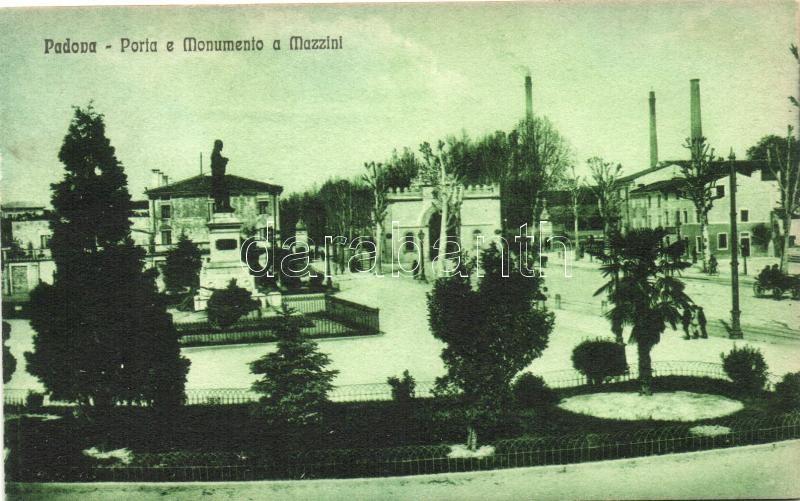 Padova, Porta e Monumento a Mazzini / monument