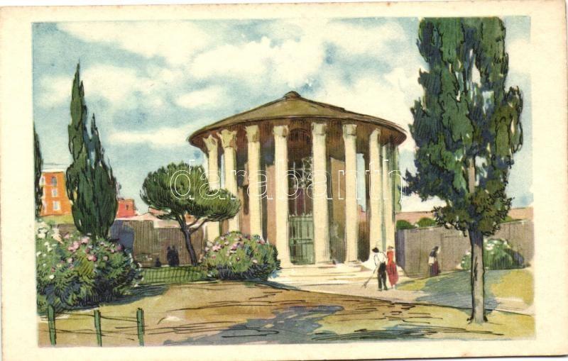 Roma, Il Tempio detto di Vesta / Temple