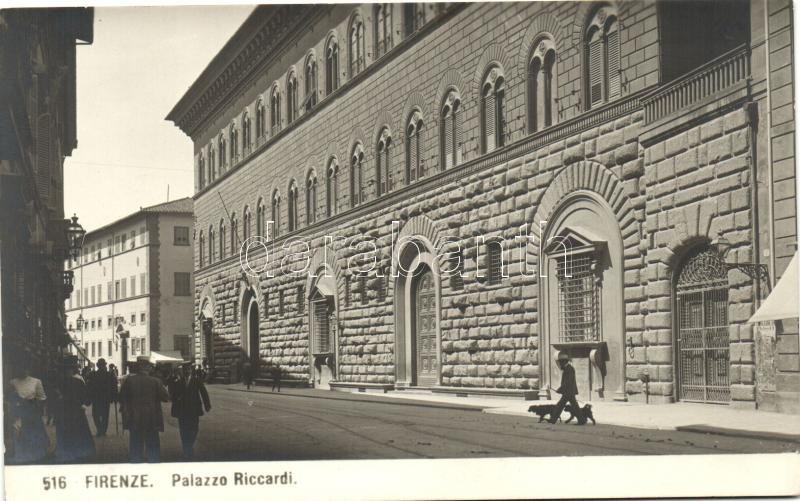 Firenze, Palazzo Riccardi