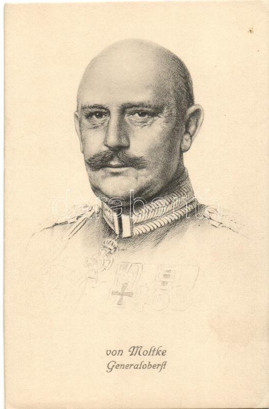 Helmuth von Moltke, Generaloberst