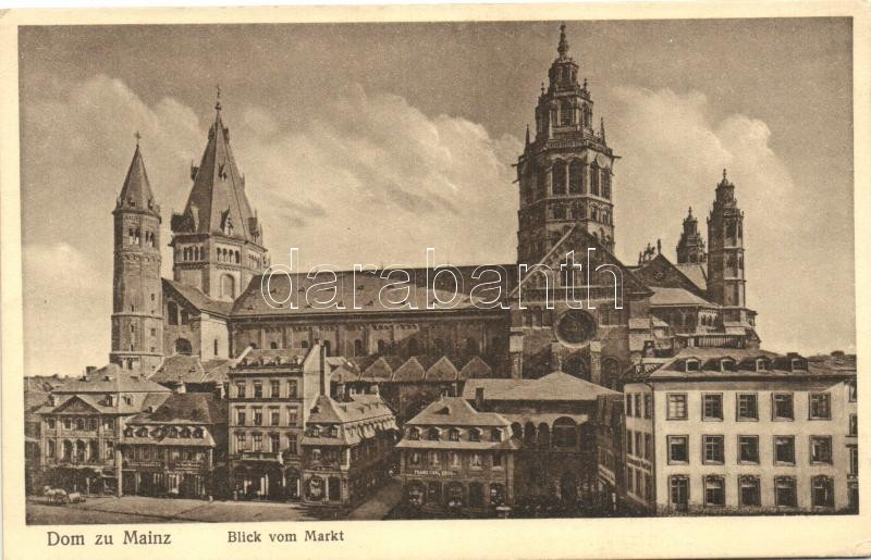 Mainz, Dom / cathedral