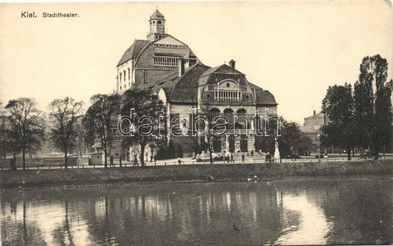 Kiel, Stadttheater / theatre