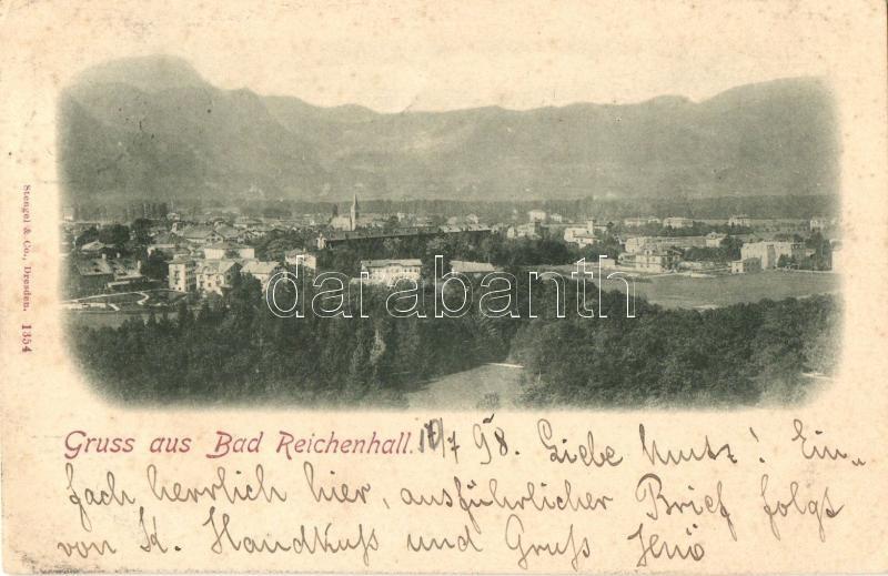 1898 Bad Reichenhall