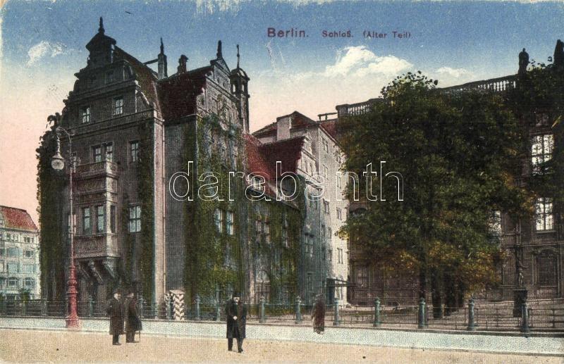 Berlin, Schloss  / castle