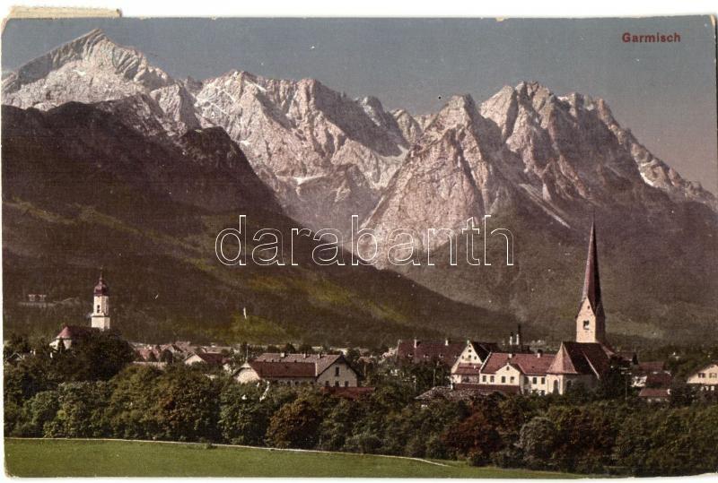 Garmisch-Partenkirchen, churches