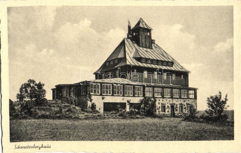 Neuhausen, Schwartenberghaus / rest house