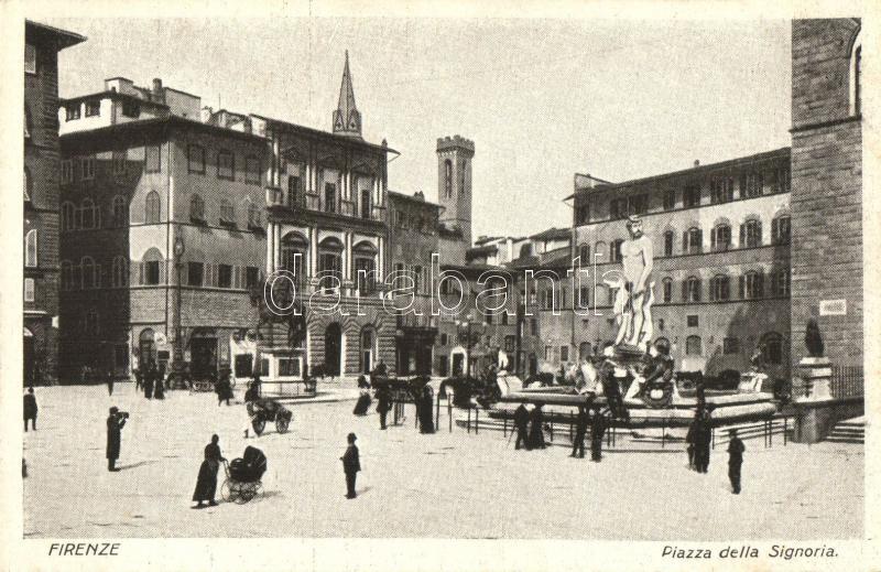 Firenze, Piazza della Signoria / square