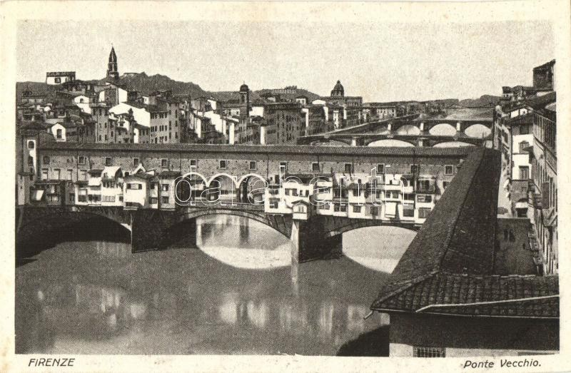Firenze, Ponte Vecchio / old bridge