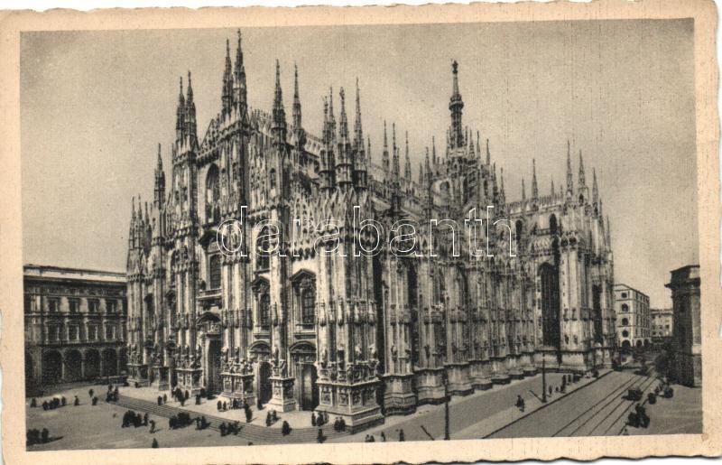 Milan, Milano; Il Duomo / dome